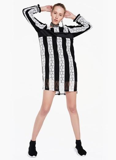 Güpür Elbise-Twist